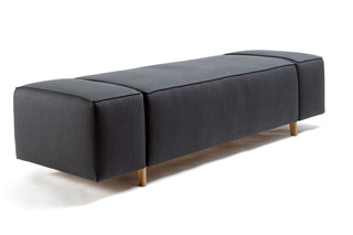 BOX wood bench  by  inno