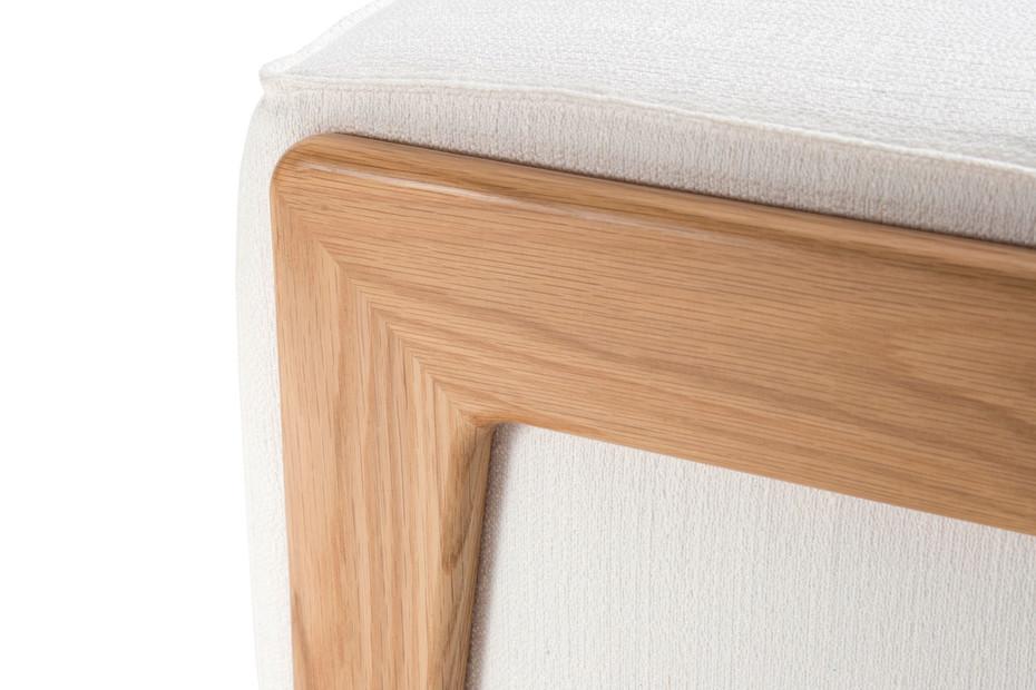 BOX wood Hocker