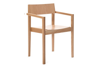 INTRO with armrests  by  inno