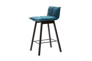 LAB bar stool low  by  inno