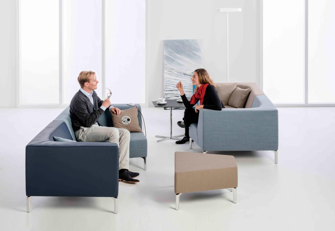 Tangramis5 sofa von interstuhl stylepark - Interstuhl jobs ...