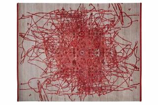 Bidjar Muted 2 red  von  Jan Kath