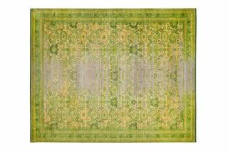 Bidjar Stomped Reverse green  von  Jan Kath
