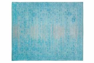 Bidjar Stomped Reverse turquoise  von  Jan Kath
