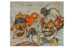 Clowns 2  by  Jan Kath