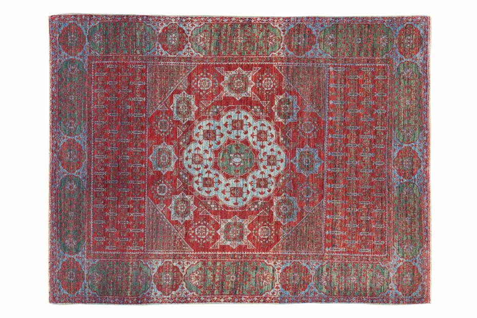 Mamluk Red/Blue