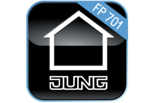 App JUNG FP 701 Client  by  JUNG