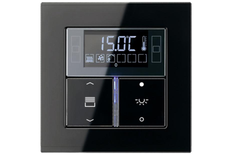 Kompakt-Raumcontrollermodul mit Display