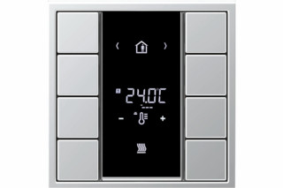 F 50 KNX compact room controller  by  JUNG