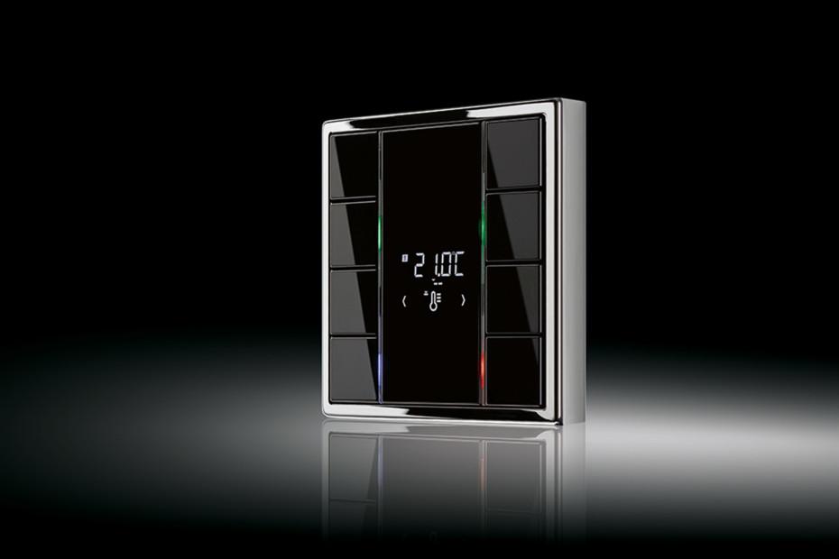 KNX Kompakt-Raumcontroller F 50