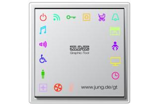 Graphic Tool - Farbdruck  von  JUNG