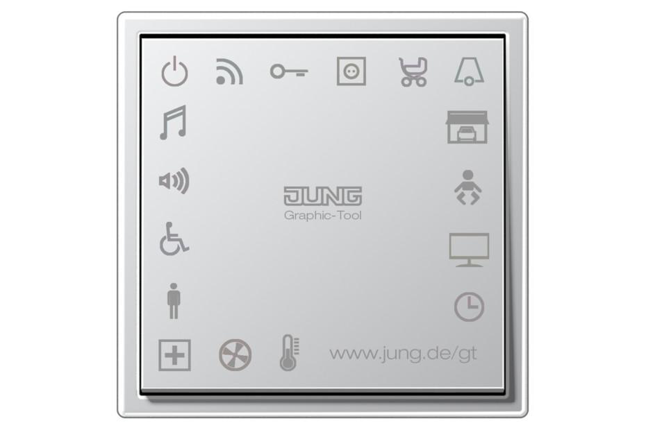 Graphic Tool - Lasergravur