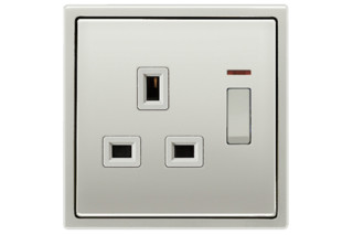 International sockets  by  JUNG