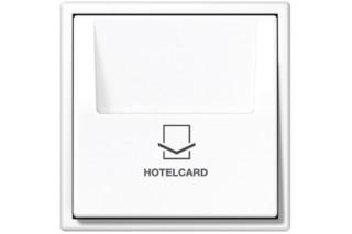 Hotelcard Schalter  von  JUNG