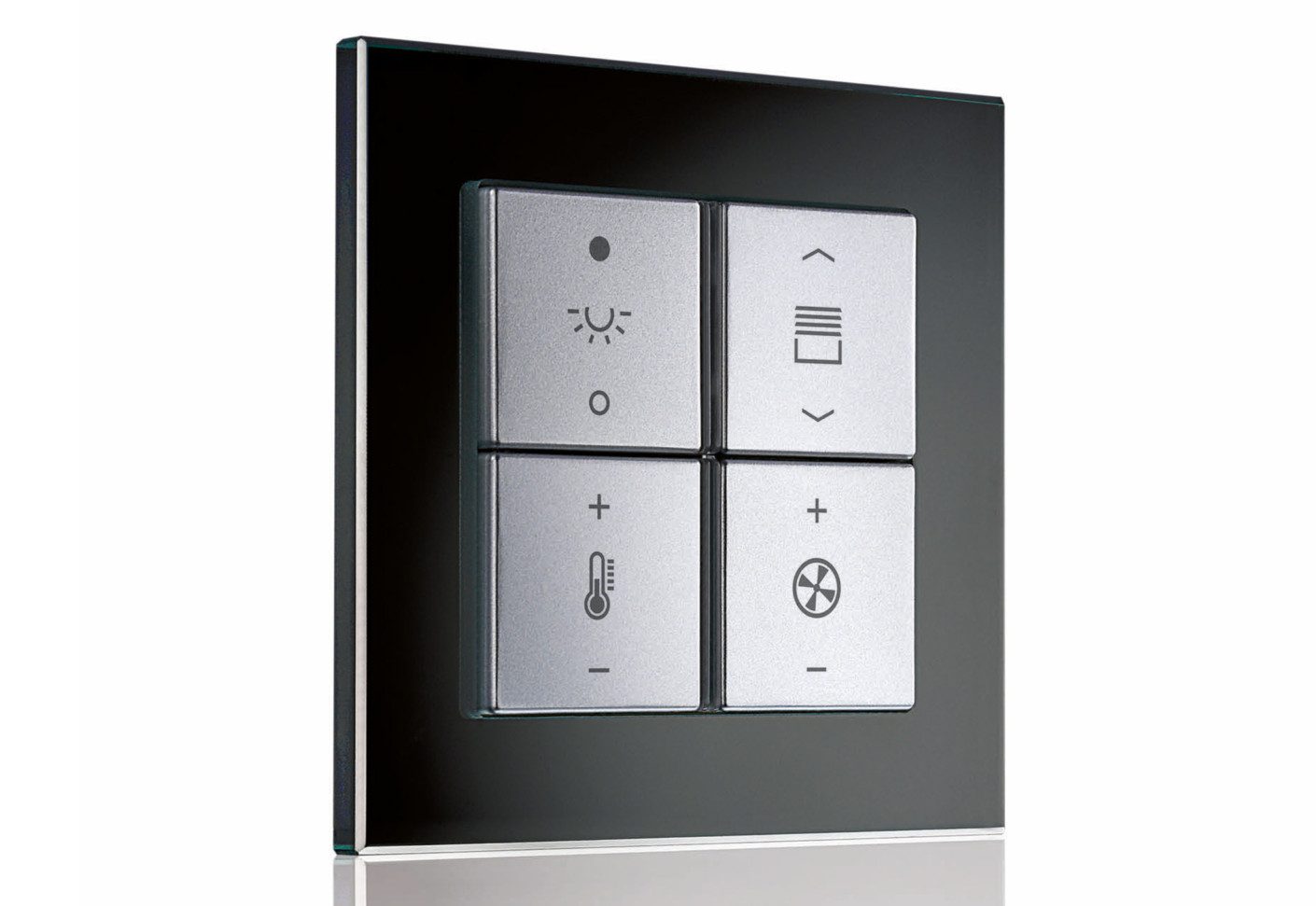 knx push button sensors f 40 universal by jung stylepark. Black Bedroom Furniture Sets. Home Design Ideas