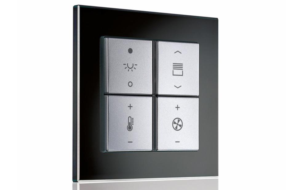 KNX push-button sensors F 40 universal