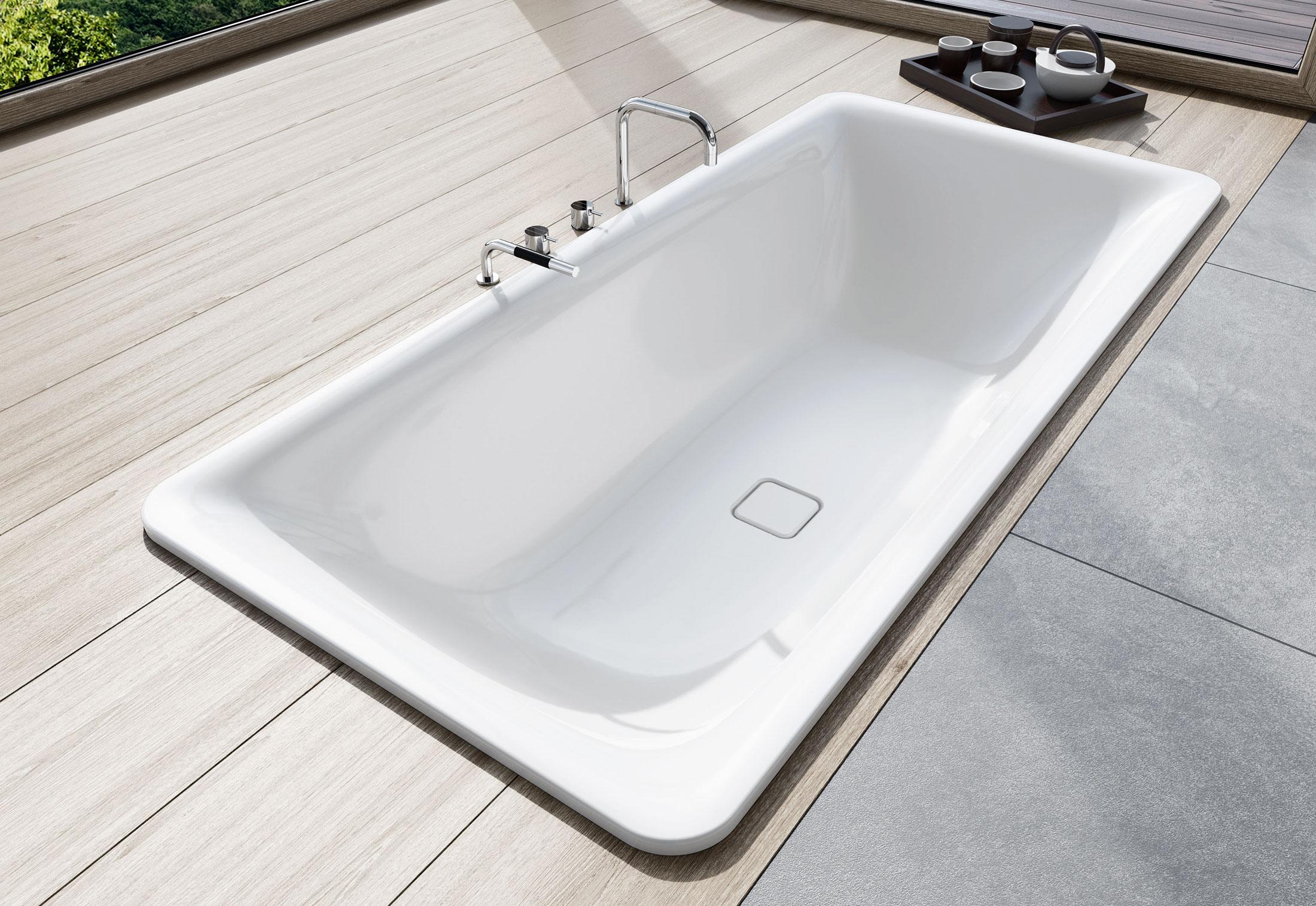 incava einbau badewanne von kaldewei stylepark. Black Bedroom Furniture Sets. Home Design Ideas