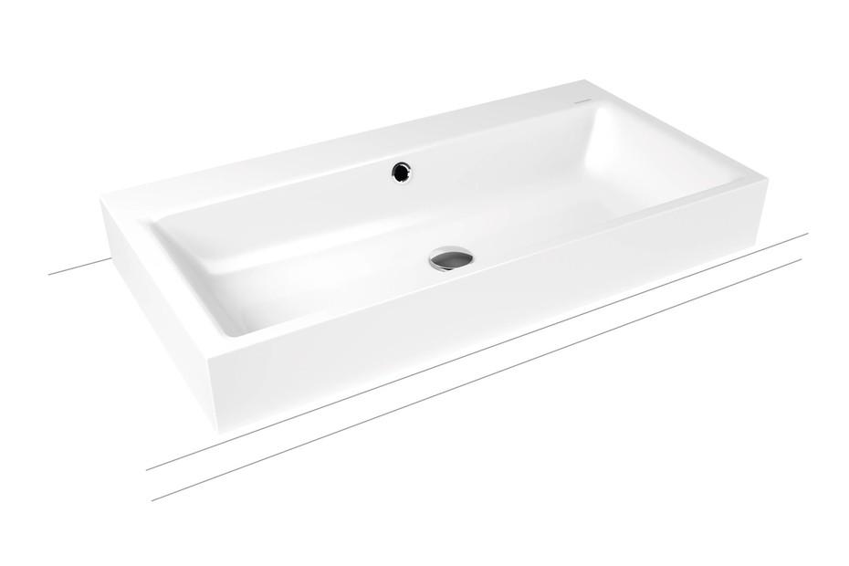 Puro countertop washbasin
