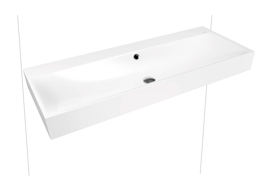 Silenio washbasin wall mounted