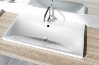 Silenio washbasin  by  Kaldewei
