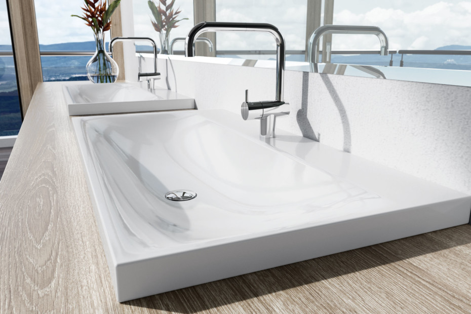 Silenio washbasin