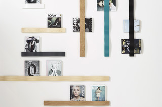 Svall magazine shelf  by  Karl Andersson