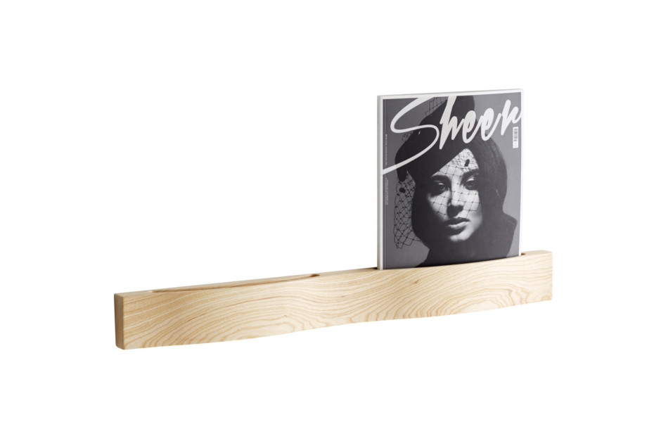 Svall magazine shelf