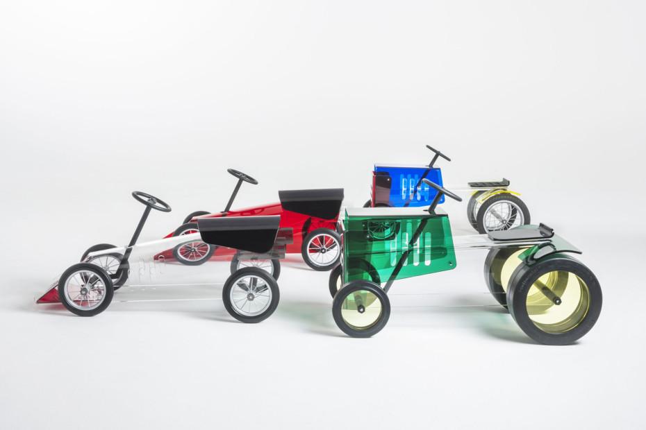 Discovolante Spielzeugauto