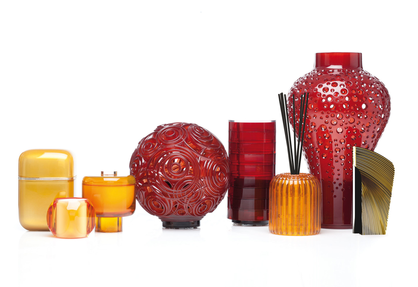 Kartell fragrances by kartell stylepark for Decoration kartell