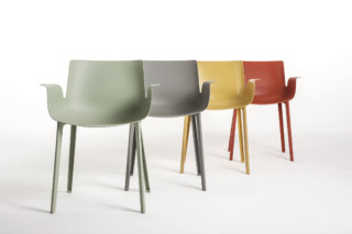 Piuma armchair  by  Kartell