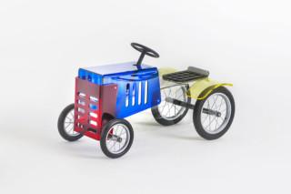 Testacalda Spielzeugtraktor  von  Kartell