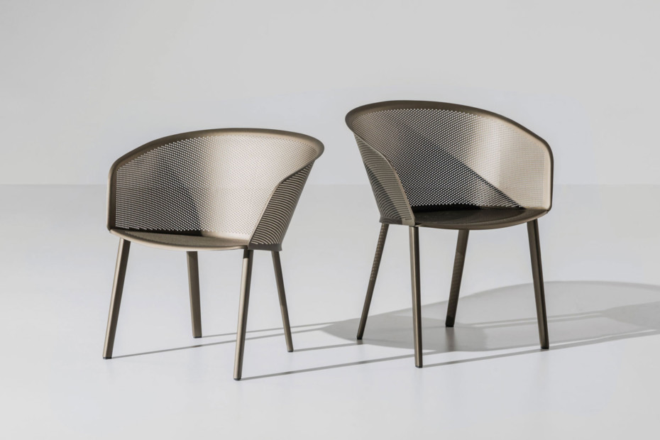 Stampa armchair