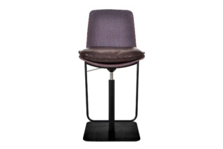 Lhasa bar stool with base plate  by  KFF