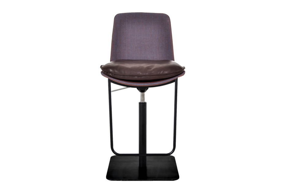 Lhasa bar stool with base plate