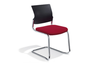 Cato Meeting chair cantilever  by  Klöber