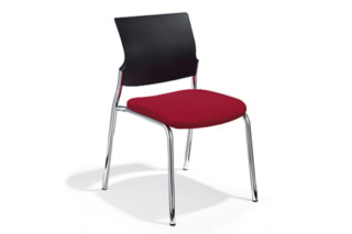 Cato Meeting chair four-legged  by  Klöber