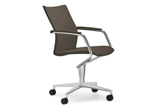 Ciello Conference swivel chair mit Rollen  by  Klöber
