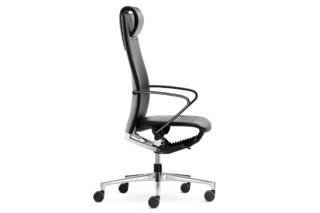 Ciello Office swivel chair with headrest  by  Klöber
