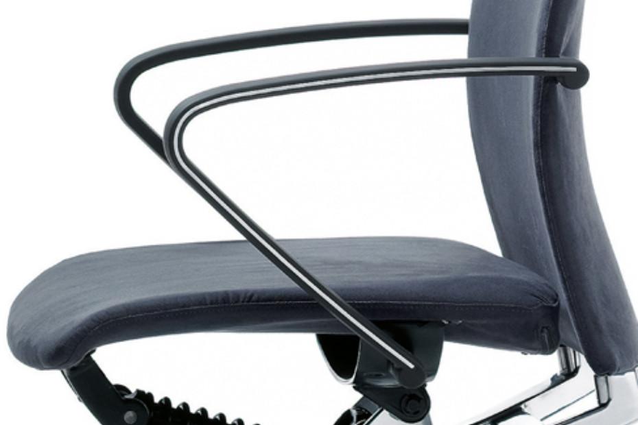 Ciello Bürodrehstuhl mit Kopfstütze