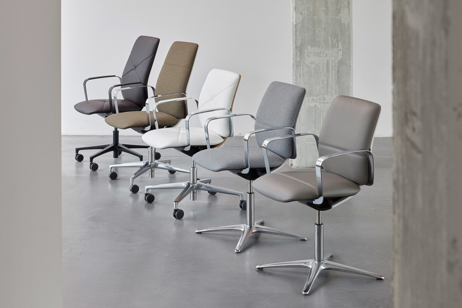 ConWork Conference swivel chair