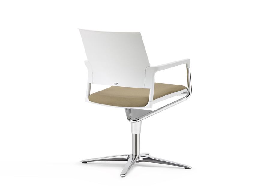 Mera conference swivel chair
