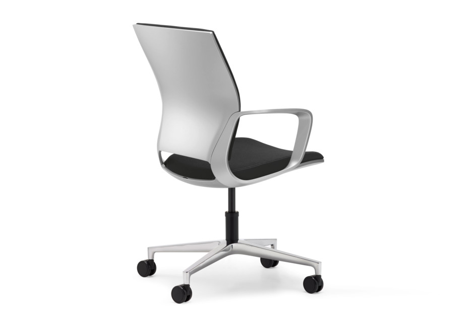 Moteo Perfect Conference swivel chair with castors