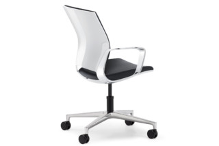 Moteo Style Conference swivel chair with castors   by  Klöber