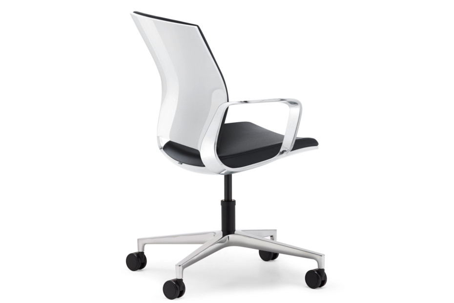 Moteo Style Conference swivel chair with castors