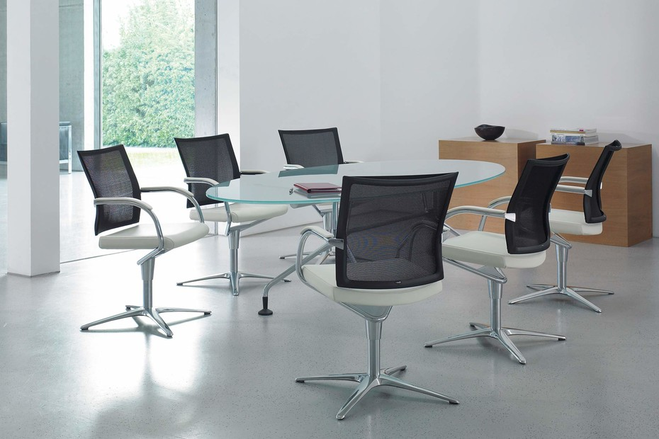 Orbit Network Conference swivel chair