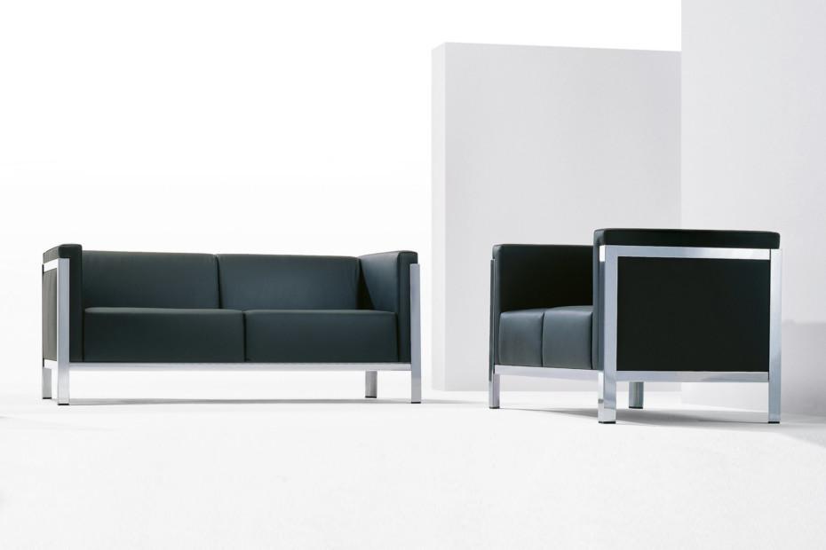 Tasso Lounge Dreisitzer