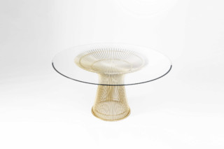 Platner Coffee Table gold  by  Knoll