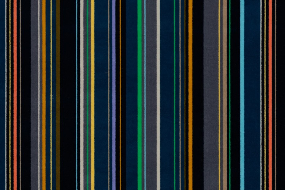 Velvet Stripes
