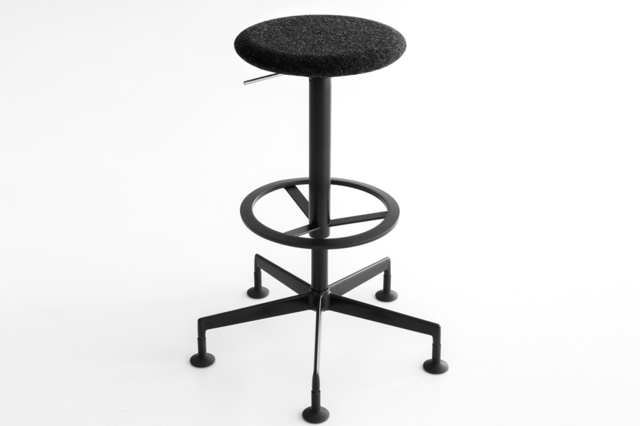 Lab bar stool