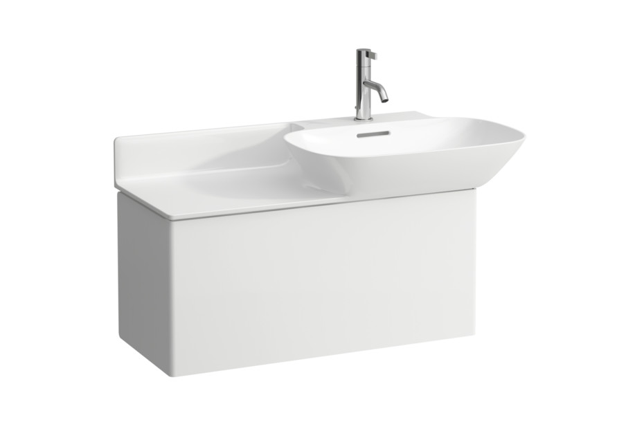 Ino cabinet for washbasin with one drawer